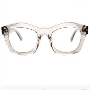 Tom ford translucent Greta sunglasses like new
